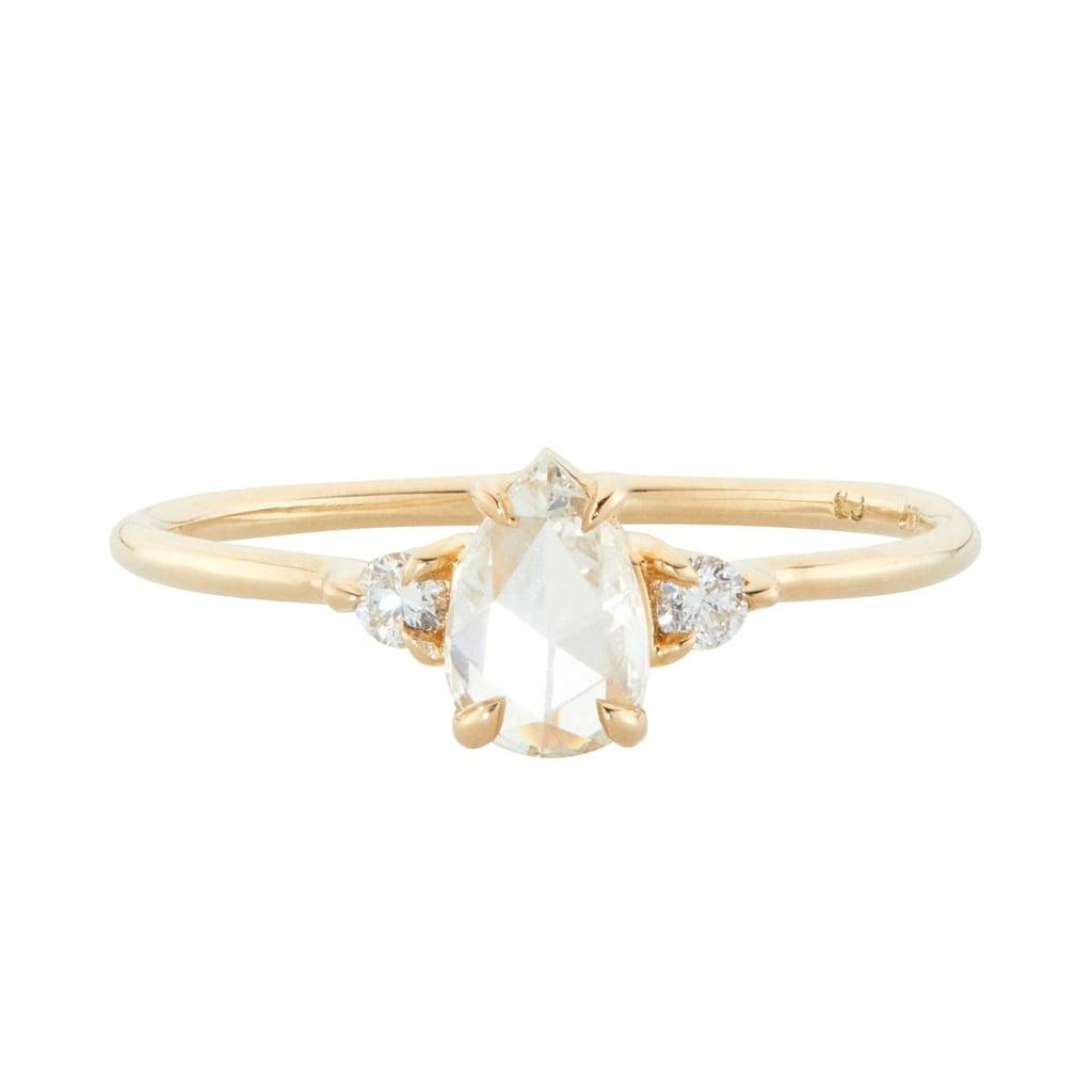 Leda the Swan Ring