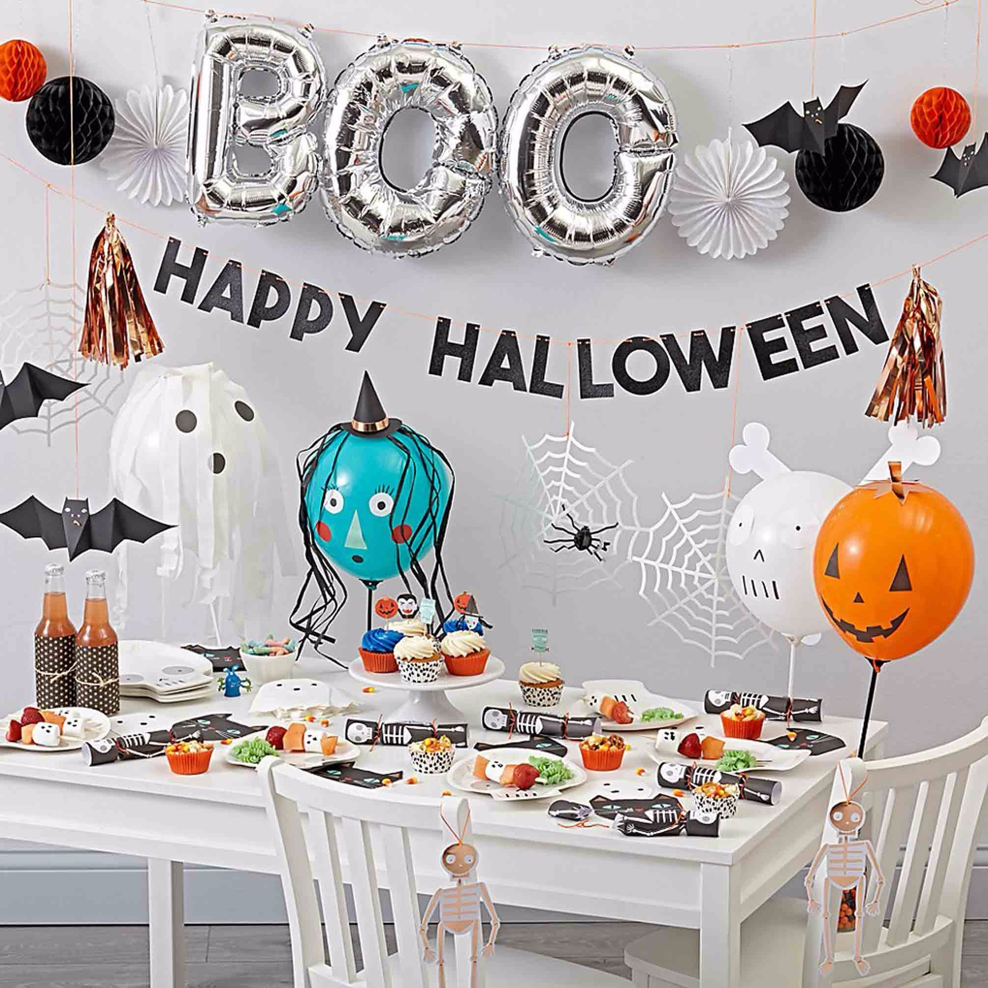 Cute Kid Friendly Halloween Decorations
