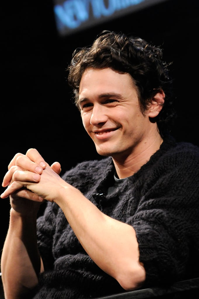 Photos of James Franco in NYC
