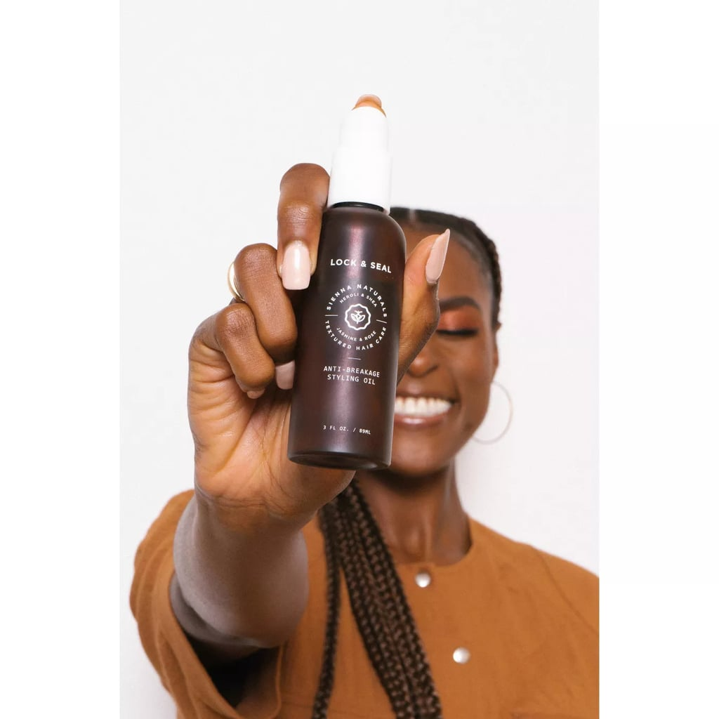 Sienna Naturals Lock and Seal Anti-Breakage Oil for Curls