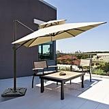 Fazeley Rectangular Cantilever Umbrella