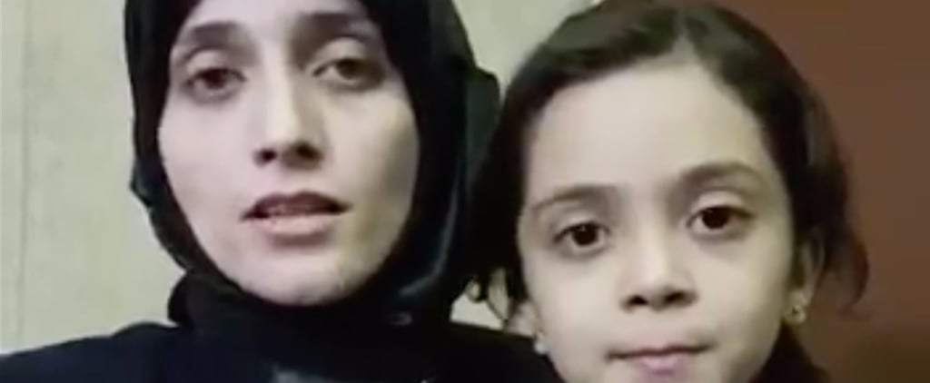 Syrian Mother and Daughter's Video to Michelle Obama