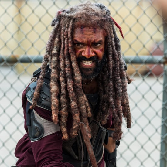 Khary Payton's Reaction to Shiva Dying on The Walking Dead