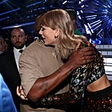 Taylor Swift and Kanye West Share a Humorous, Heartfelt Moment at the VMAs