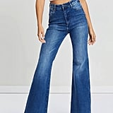 Can you ever have too many pairs of jeans if you live in them daily? Mix it up with some flares. Aforementioned boho bodysuit would also look good with these, just saying.Wrangler at The Iconic Lou Lou Bells ($104.96, originally $149.95)