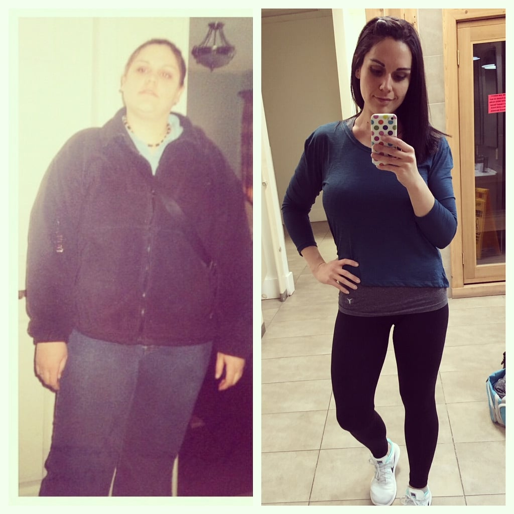 Reghan on Starting Her Weight-Loss Journey