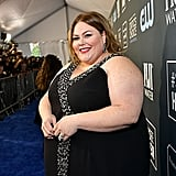 Chrissy Metz at the 2020 Critics' Choice Awards