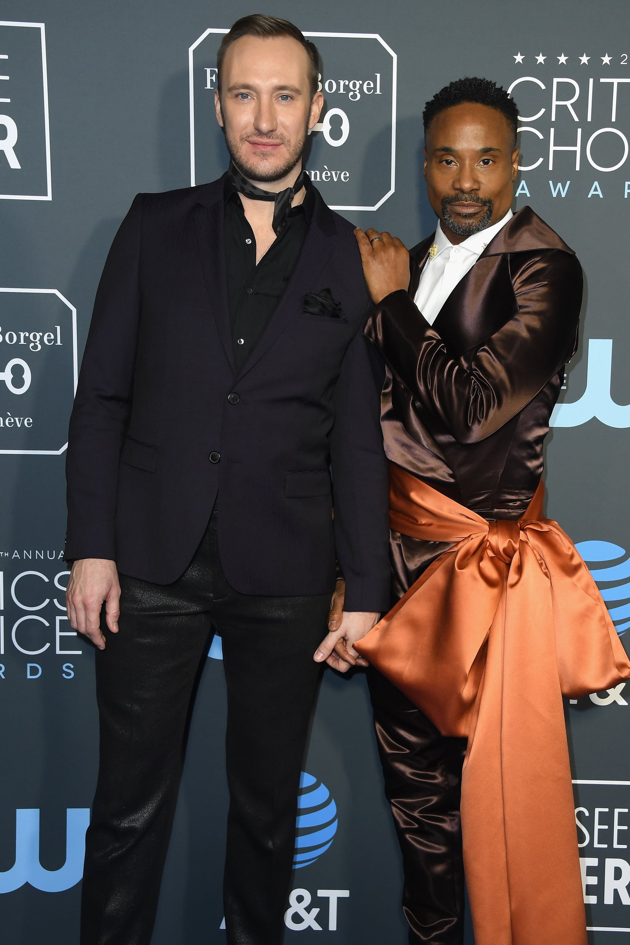 He Has 2 Sisters | Billy Porter and His Husband, Adam Porter-Smith, Have a Love Story Sweeter Than Fiction | POPSUGAR Celebrity Photo 6