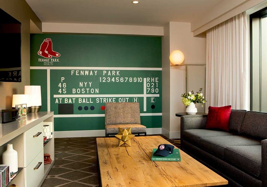 Hotel Commonwealth Fenway Park Suite