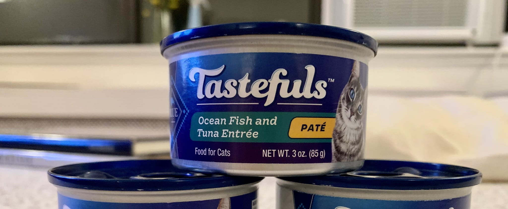Why My Cats Love Blue Buffalo Tastefuls Wet Food   Review