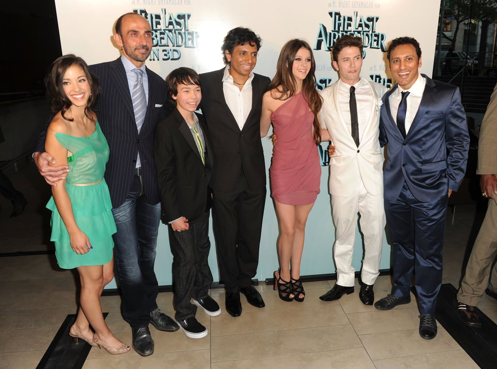 Pictures of Airbender Premiere
