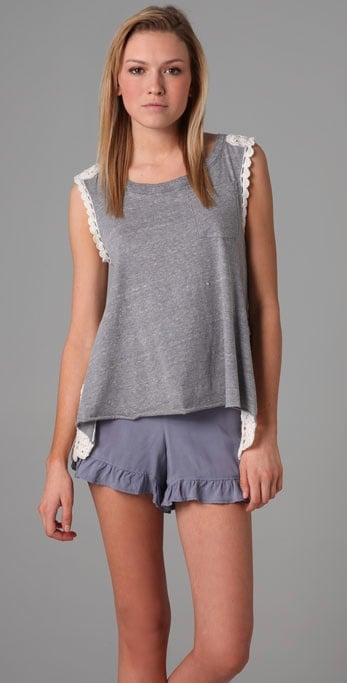 Free People We the Free Crochet Back Top ($88)