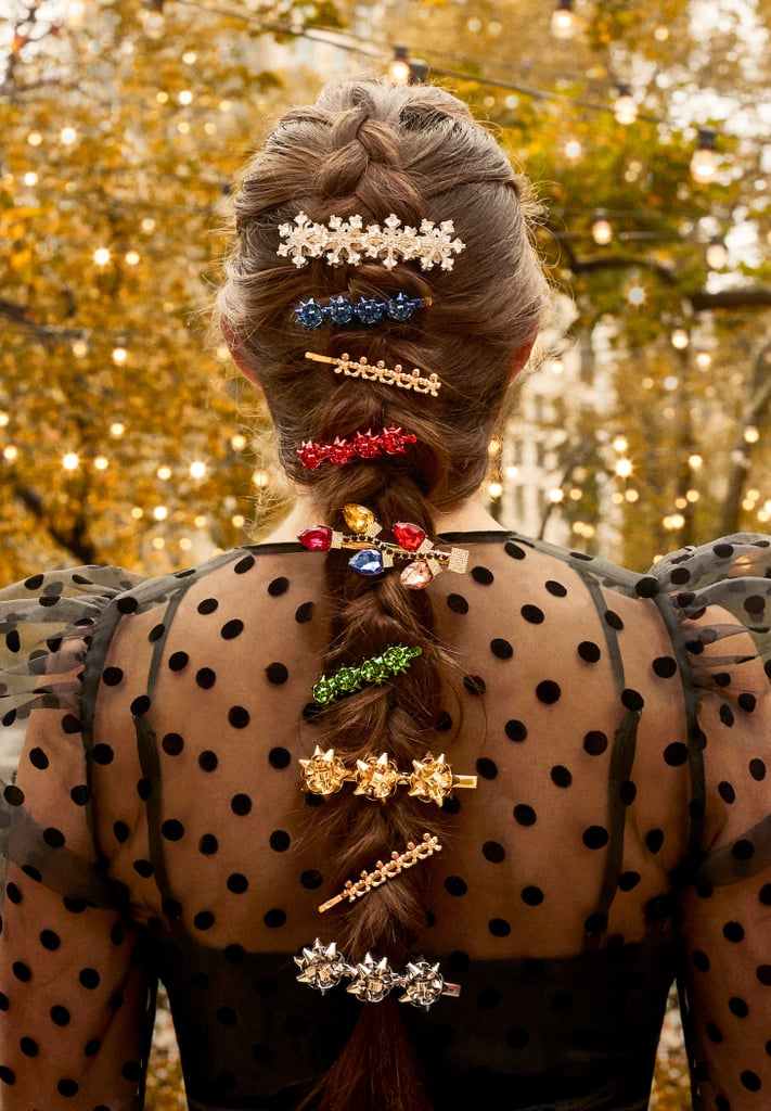 BaubleBar's Holiday Earrings and Barrettes Are Too Cute