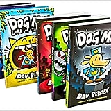 For 9-Year-Olds: Dog Man Collection Set