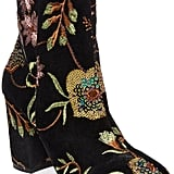 Steven by Steve Madden Embroidered Booties