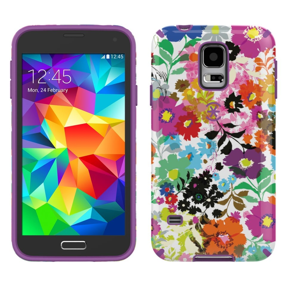 Speck CandyShell Inked Case in Bold Blossom ($40)