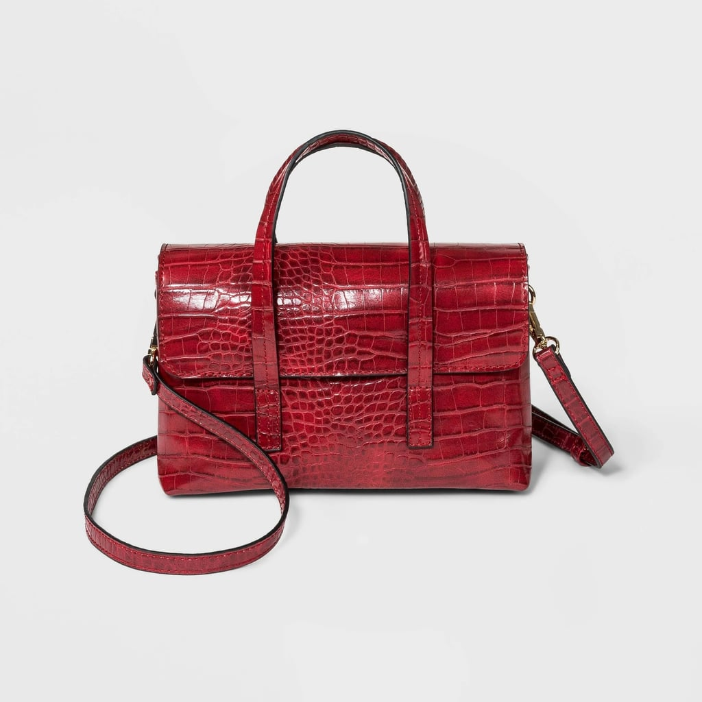 Mini Satchel Handbag