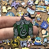 Slytherin House Crest Enamel Pin