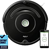 iRobot Roomba 675 Robot Vacuum-Wi-Fi Connectivity