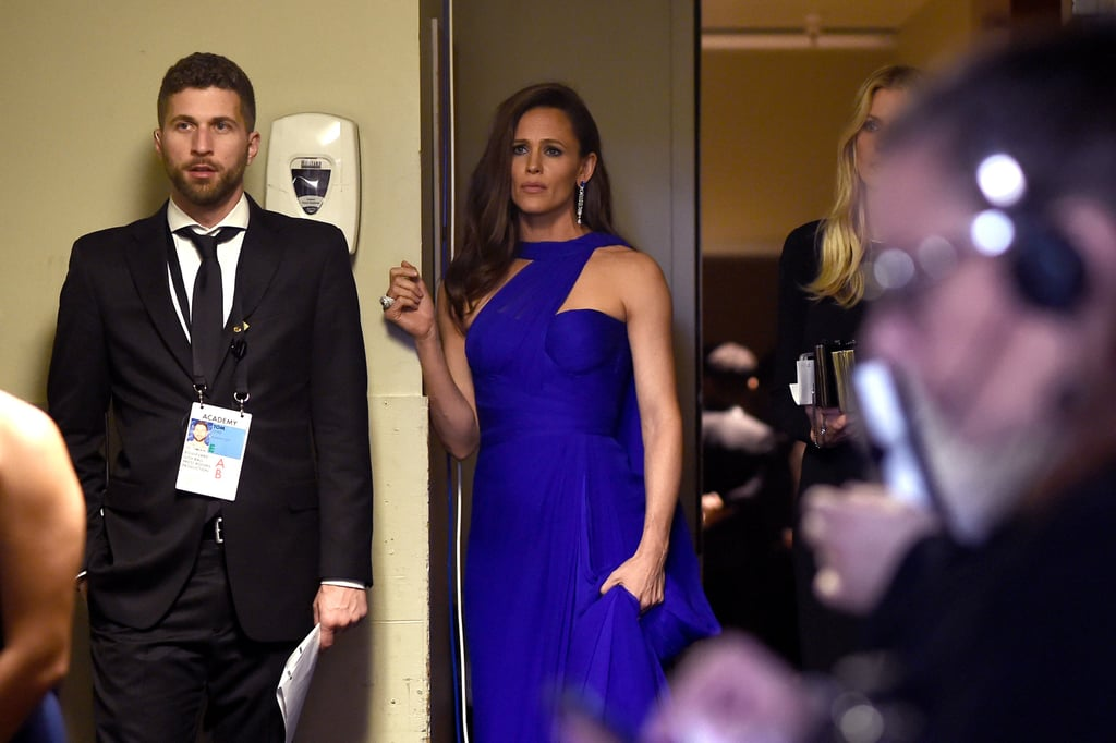 Jennifer Garner 2018 Oscars Meme