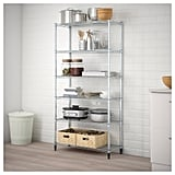 Omar 1-Section Shelving Unit
