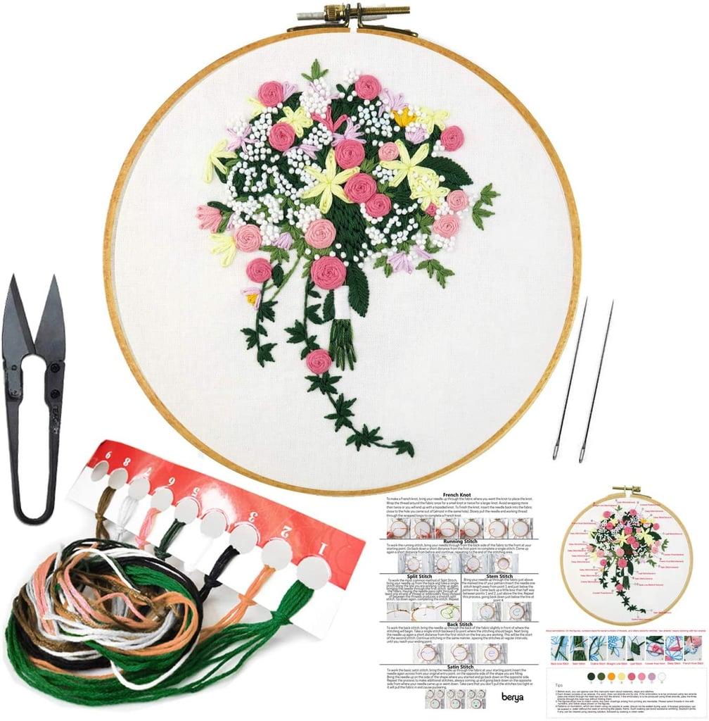 Embroidery Starter Kit