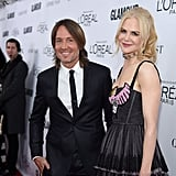 Nicole Kidman and Keith Urban Glamour Women of the Year 2017