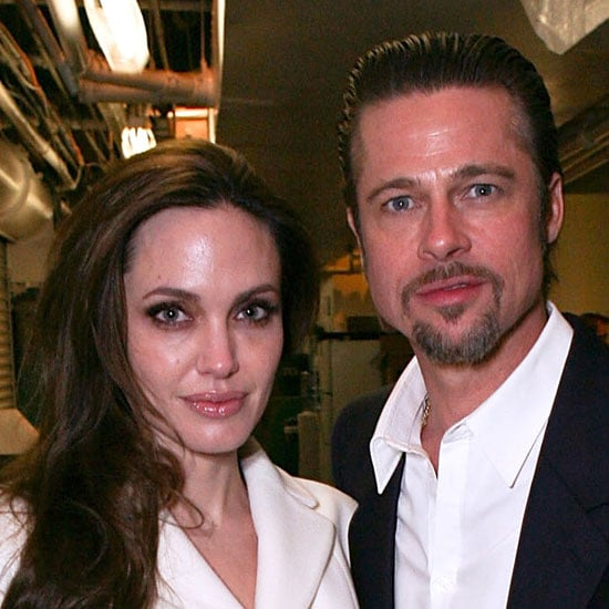 Angelina Jolie and Brad Pitt See God of Carnage