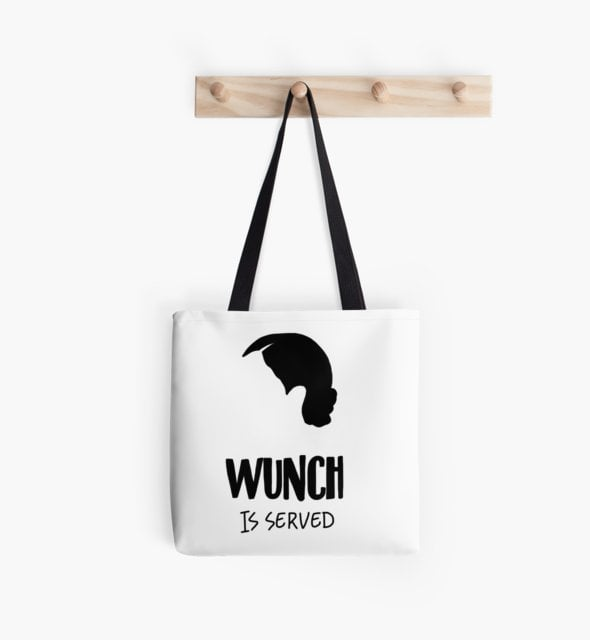 """""""Wunch Is Served"""" Tote Bag"""