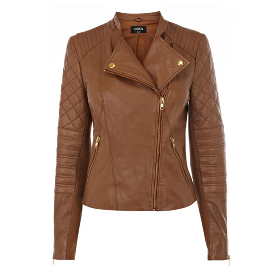 A Leather Bomber
