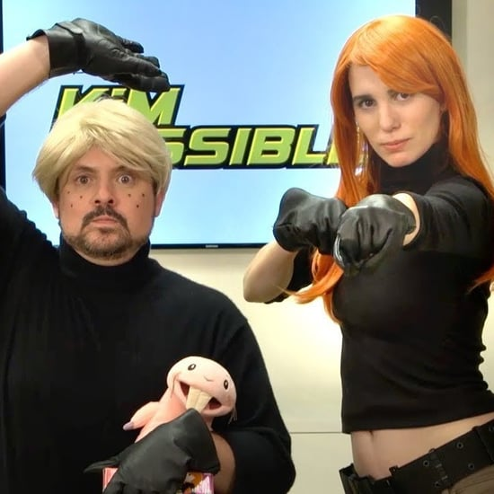 Christy Carlson Romano and Will Friedle Kim Possible Video