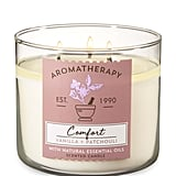 Bath & Body Works Aromatherapy Comfort Scented Candle