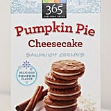 365 Pumpkin Pie Cheesecake Sandwich Cookies