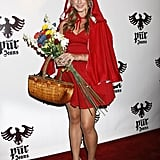 Lo Bosworth as Little Red Riding Hood