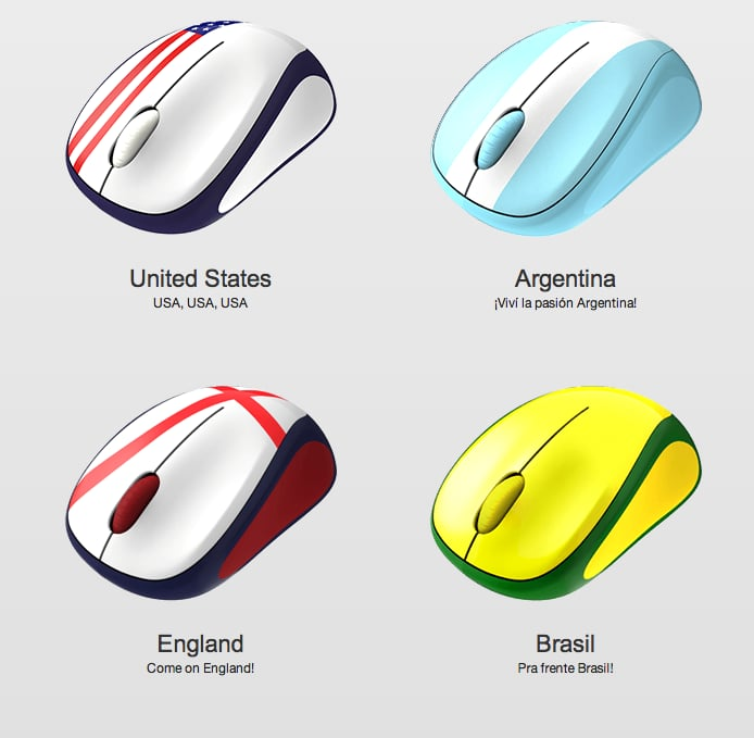 Deck out your desk in World Cup accessories.