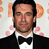 Jon Hamm at the HBO party,