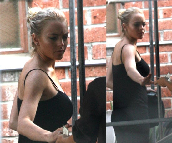 Can Lohan Please Wash That Man Right Out of Her Hair?