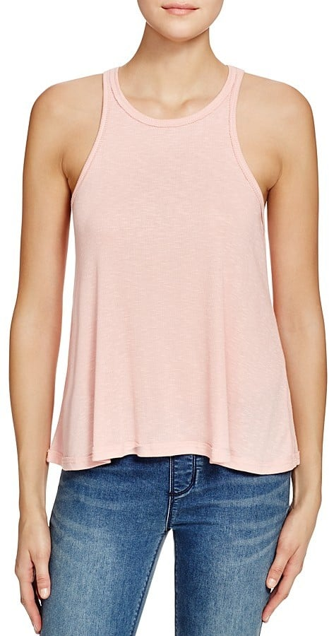 "The Tank: Free People Tank Rayon Slub Long Beach ($20) The Glowing Review: ""Love it! So soft and comfortable, I literally own ever color. It will be my go-to summer tank."""