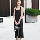 Dress Up Your Daytime LBD With Ankle Booties