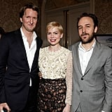 Ben Affleck, Michelle Williams, and More Award Season Regulars Make Time For a Fun Tea