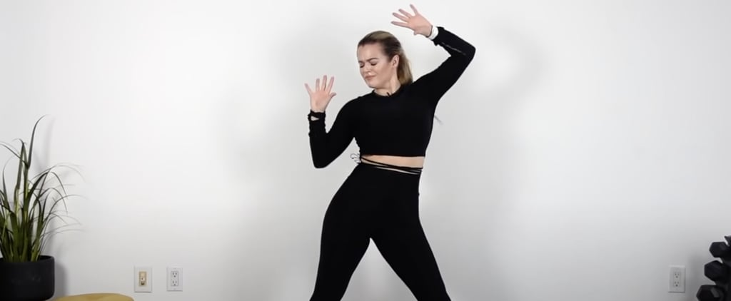 20-Minute Halloween HIIT Dance Workout From Emkfit