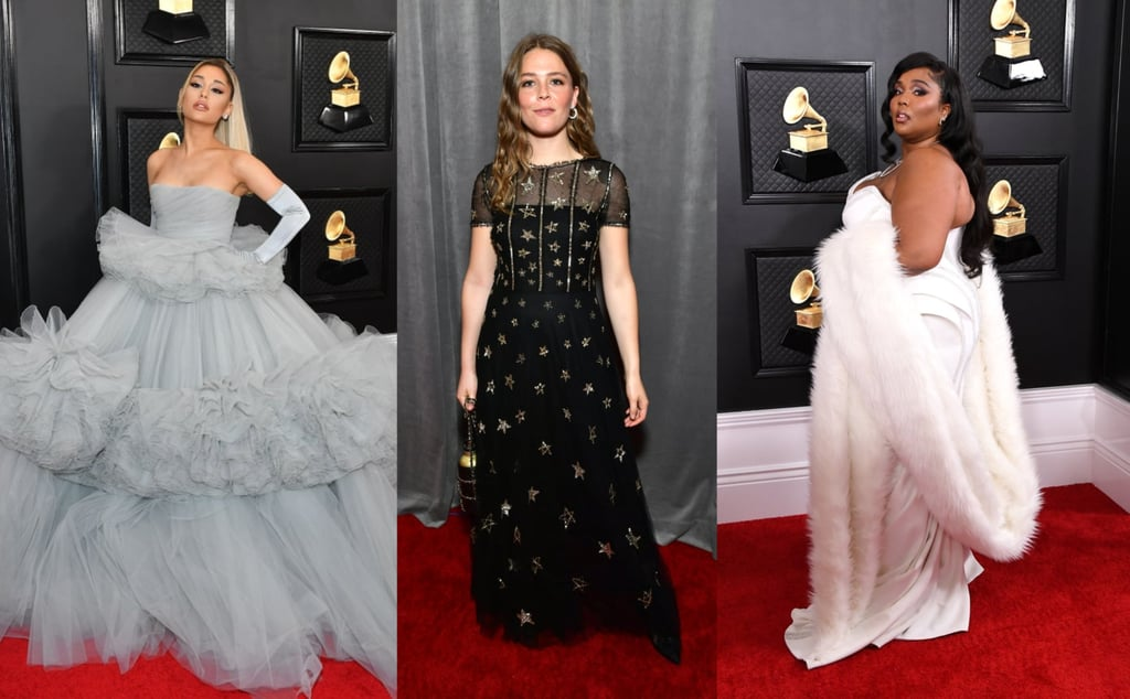See the Best Outfits From the 2020 Grammys Red Carpet Now