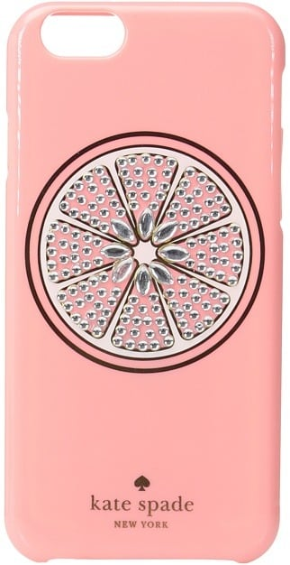 Kate Spade Jeweled Grapefruit iPhone Case for iPhone 6 ($31, originally $45)