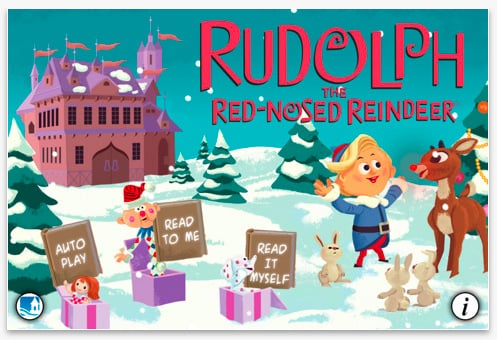 Rudolph The Red Nosed Reindeer 4 Santa S Techie Friends 10 Christmas Apps For Techie Tots Popsugar Family Photo 6,Ikea Raskog Rolling Cart