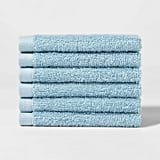 Six-Pack Washcloth Set