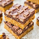 Chocolate Peanut Butter KitKat Crunch Bars