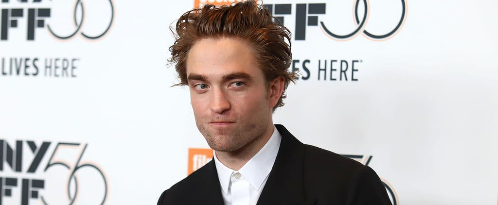 Robert Pattinson Batman Matt Reeves
