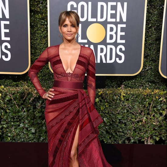 Halle Berry Uses CBD For Period Cramps