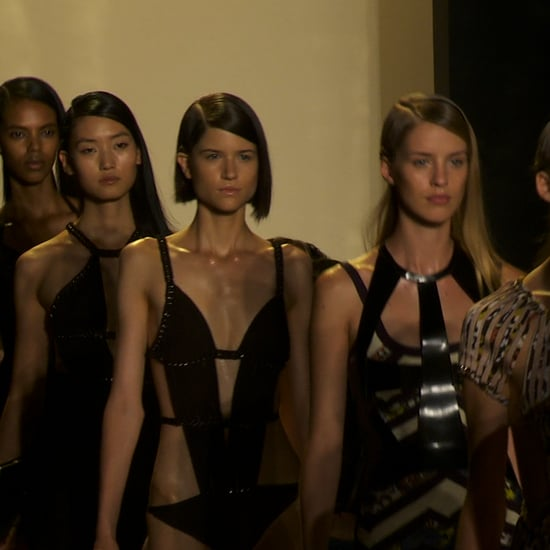 Herve Leger Spring 2013 Runway (Video)