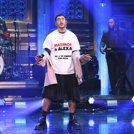 Bad Bunny's Message at The Tonight Show With Jimmy Fallon